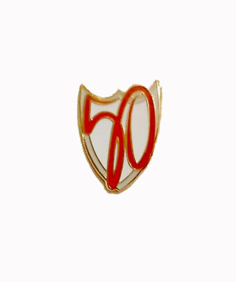 Pin escudo UD Roteña (III)