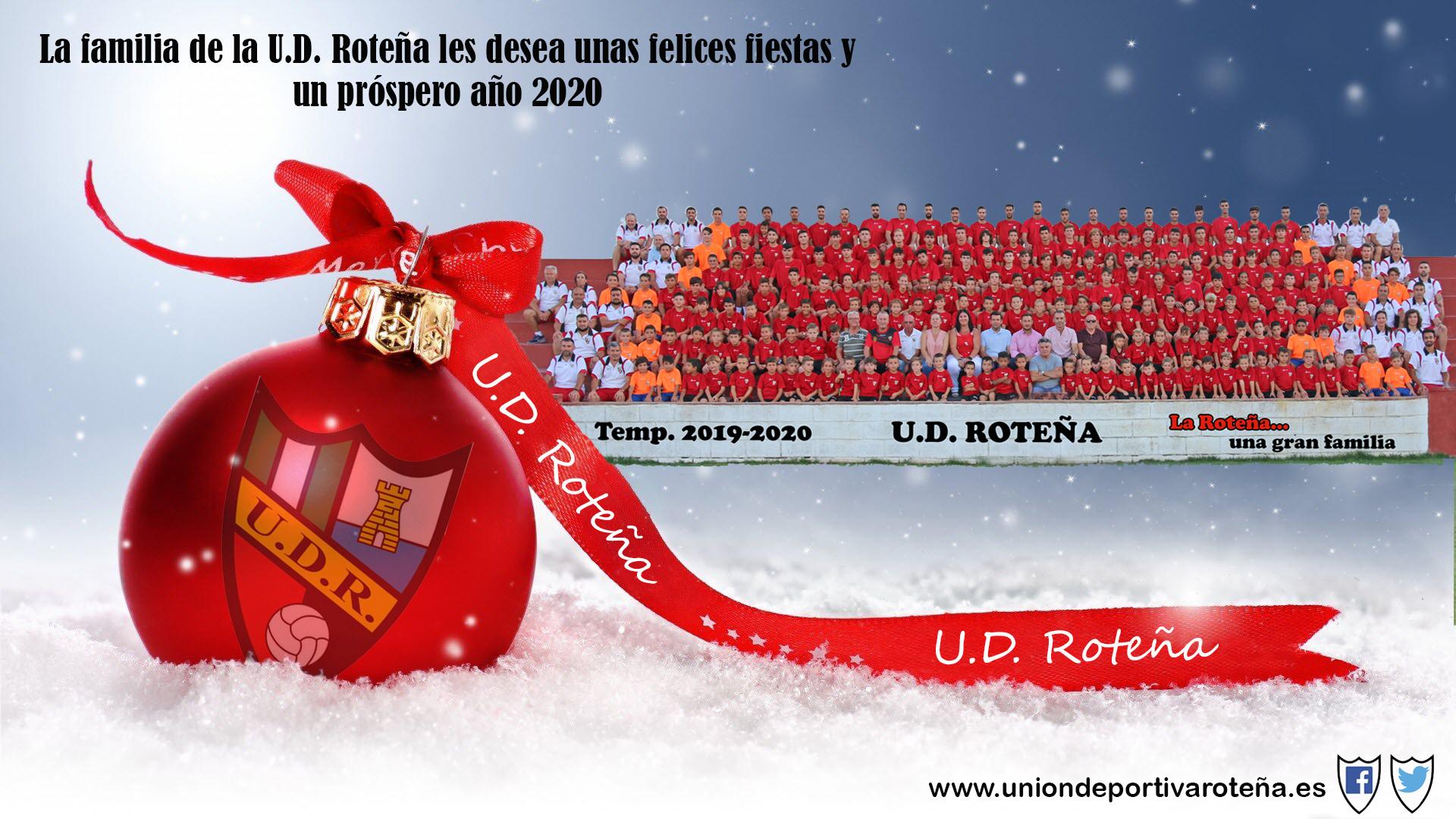 Felicitación UD Roteña