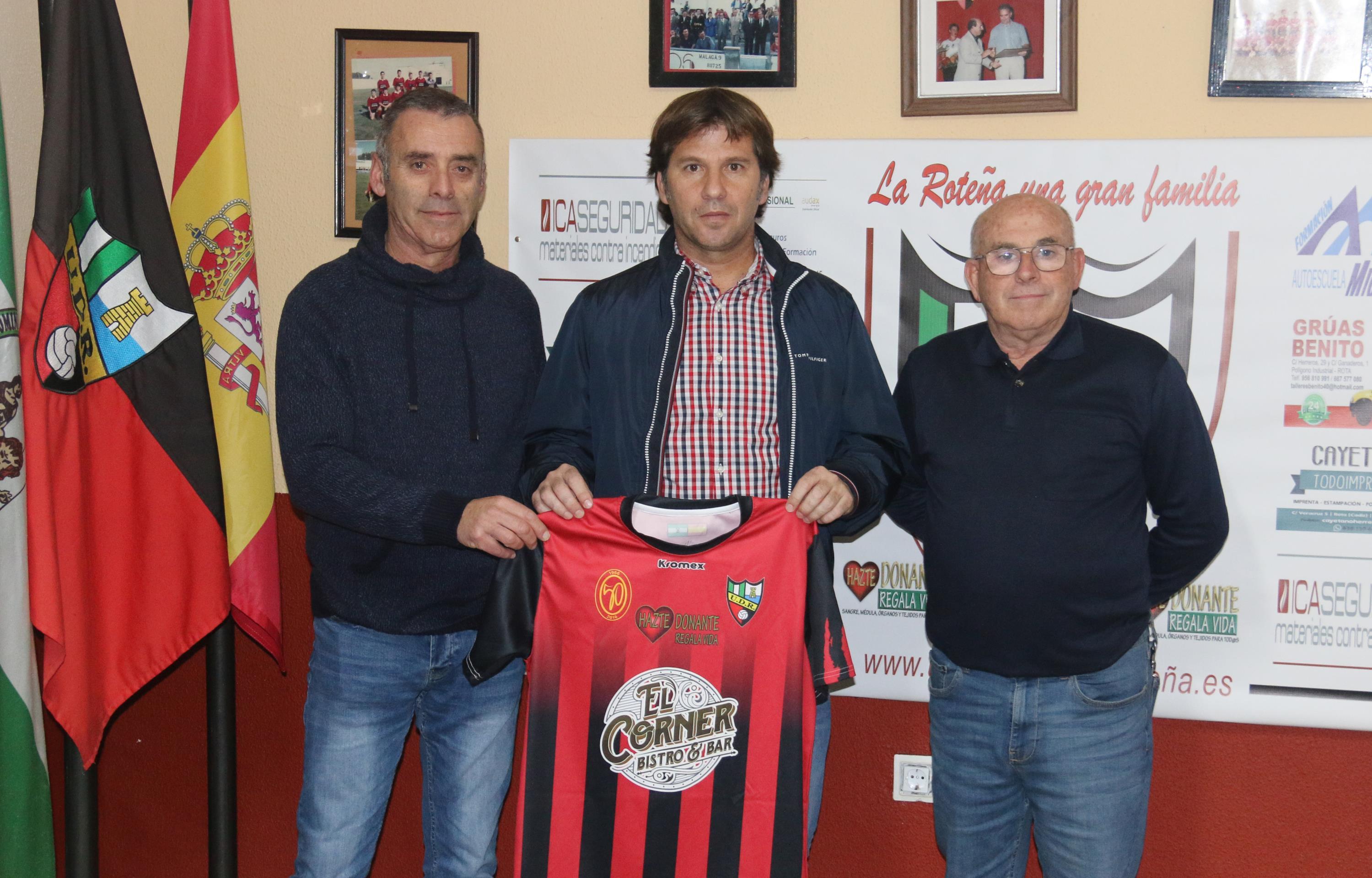 Jesús Mendoza, nuevo entrenador de la UD Roteña