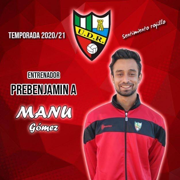 Manu Gómez, próximo formador de nuestro Prebenjamín A