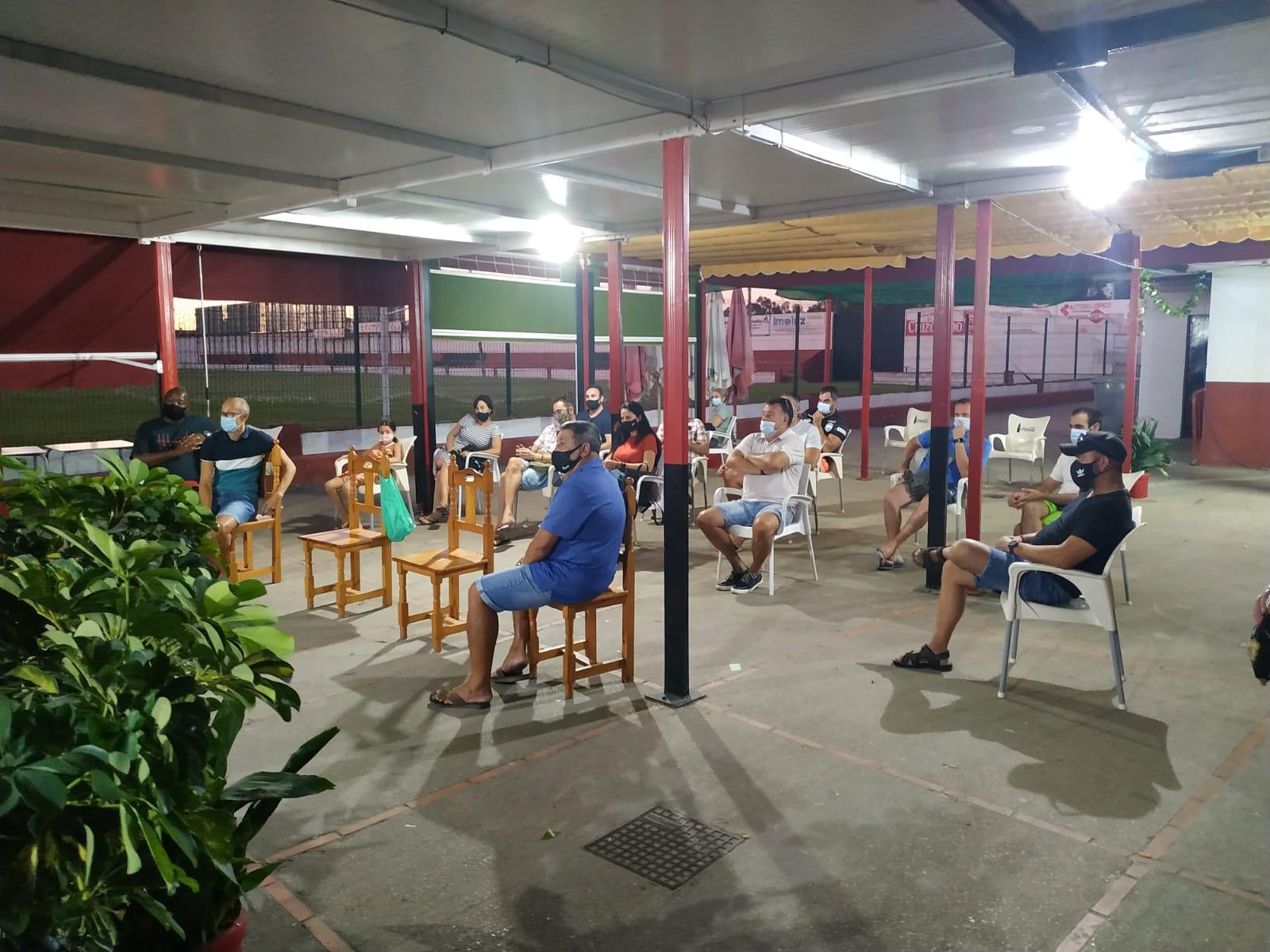 Semana de reuniones informativas para la vuelta a los entrenamientos de los equipos de cantera