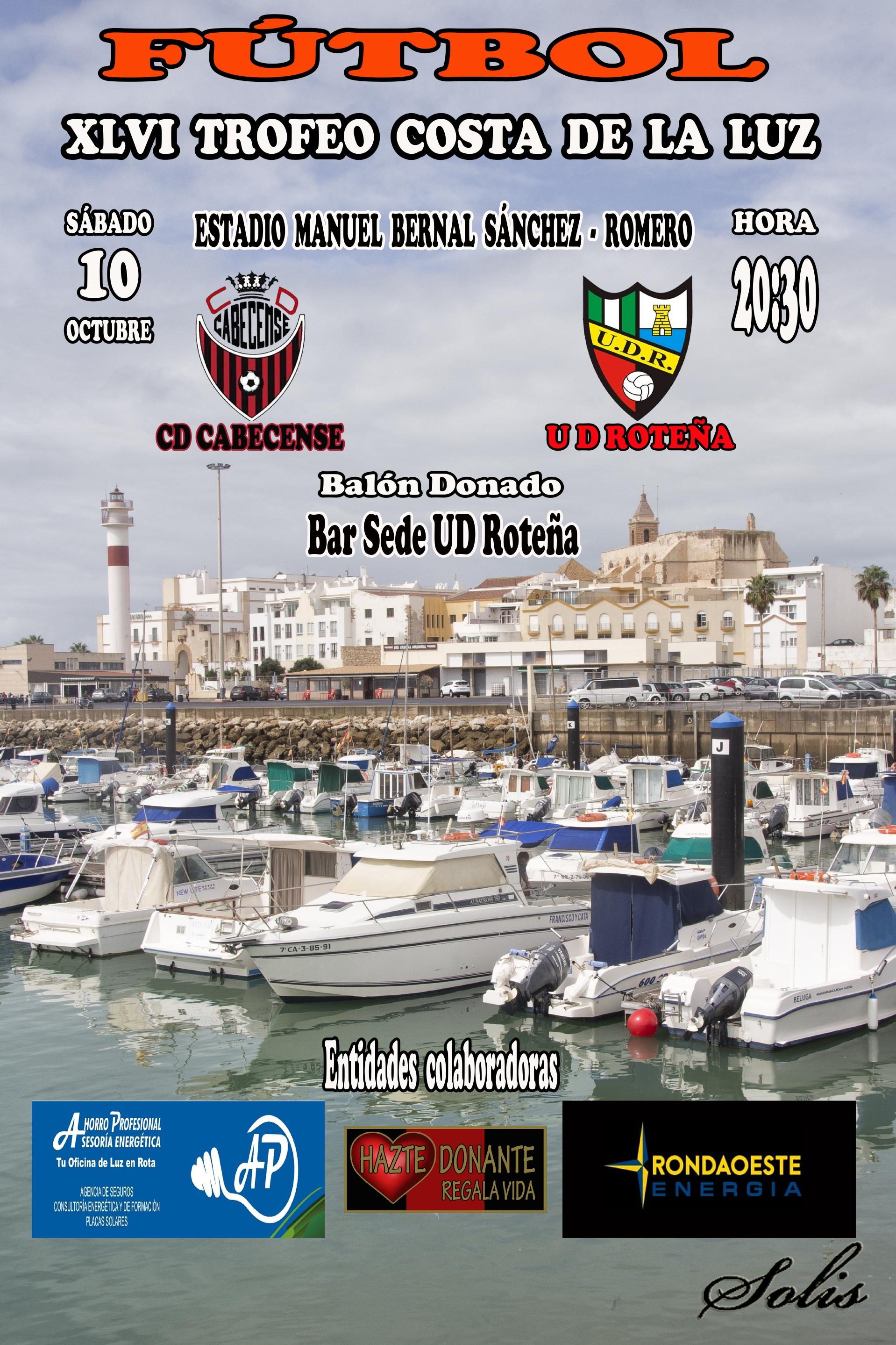 UD Roteña - CD Cabecense, XLVI Costa de la Luz