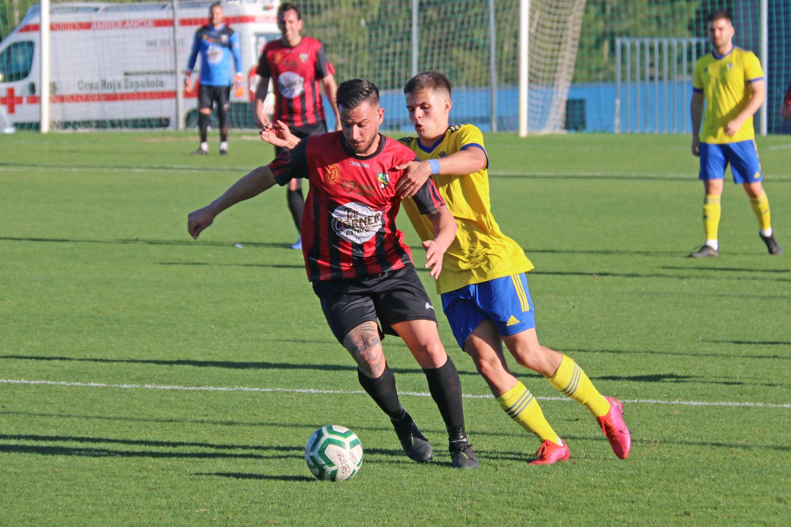 Derrota ante un Balón de Cádiz que jugará la final por el ascenso a División de Honor
