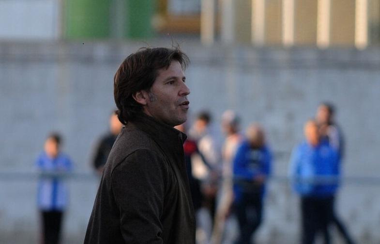Jesús Mendoza no  continuará como entrenador de la UD Roteña la próxima temporada