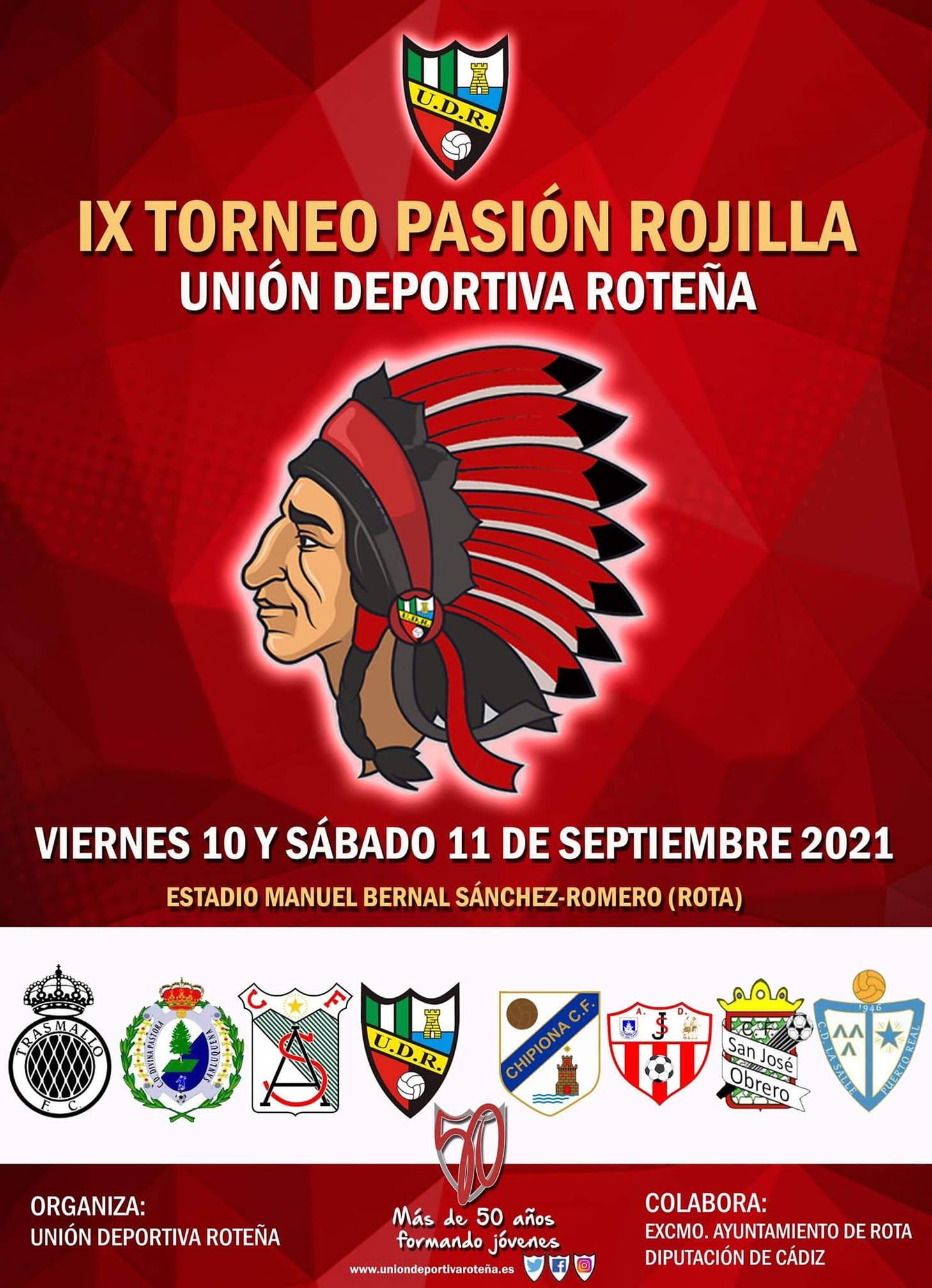 IX Trofeo Pasión Rojilla