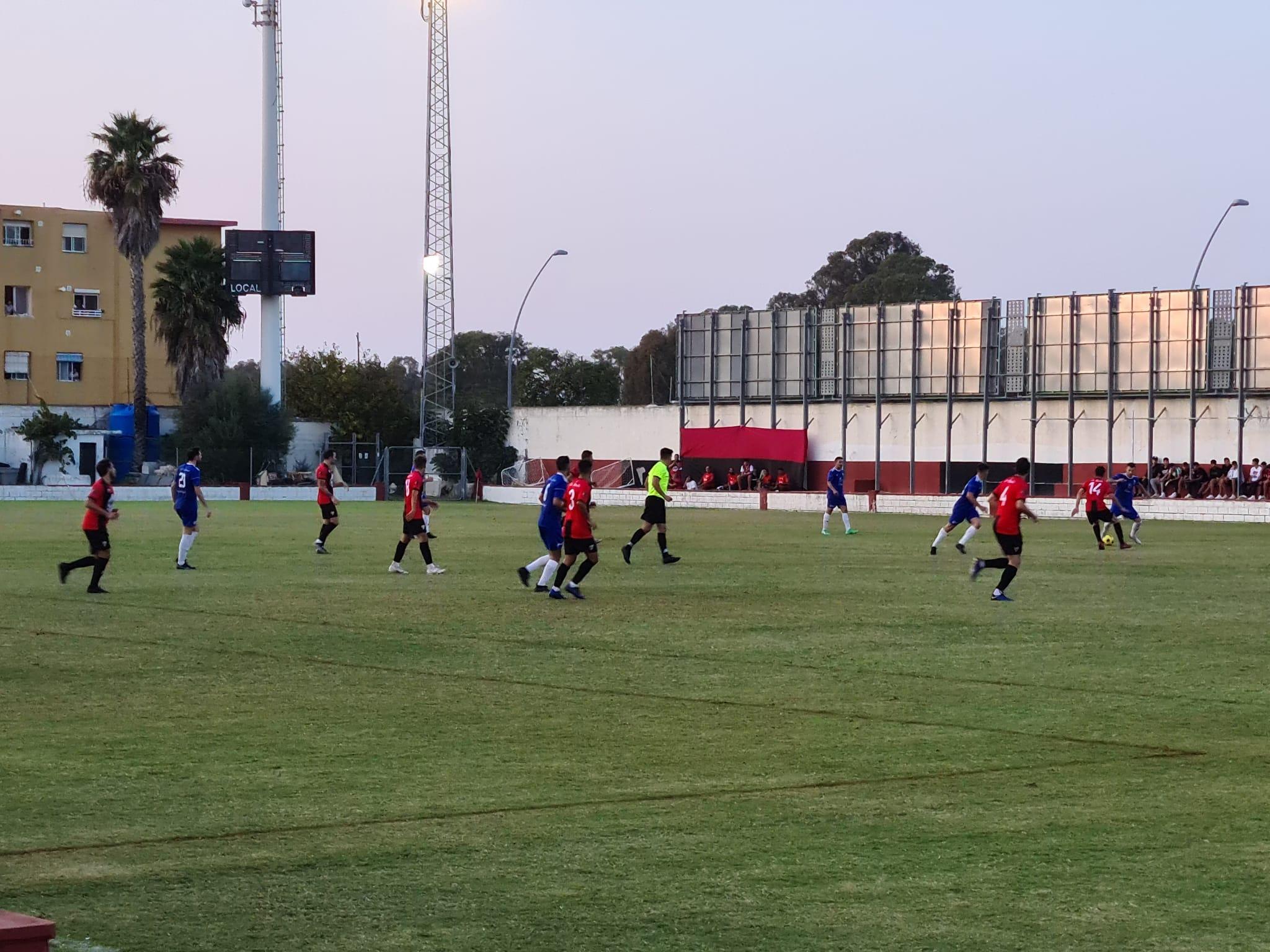 La Roteña toma ventaja en la semifinal de la Copa Andalucía (fase provincial)