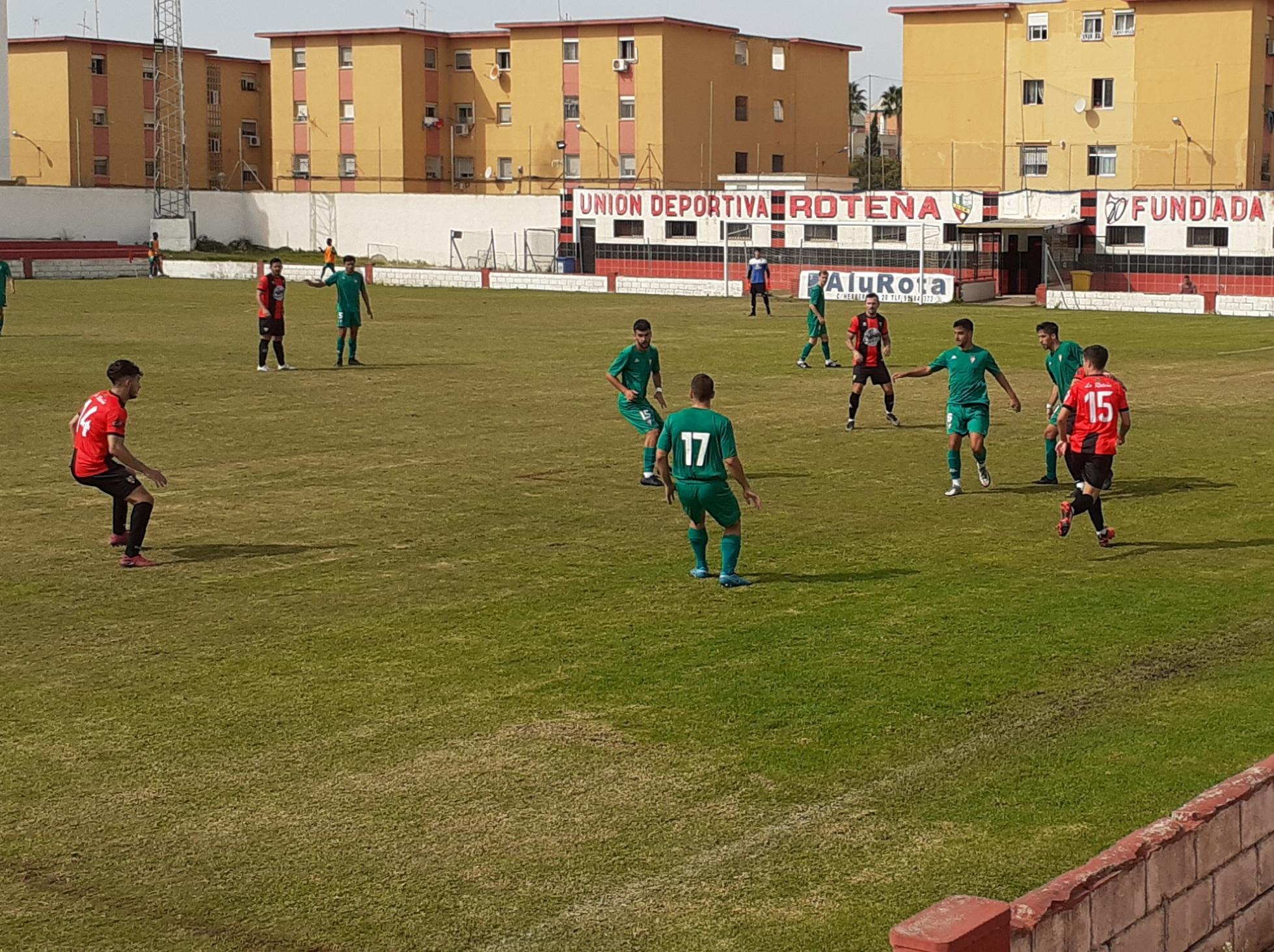 El filial isleño se llevó los tres puntos del Manuel Bernal Sánchez-Romero