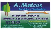Servicios y Suministros A. Mateos SLNE