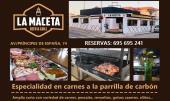 La Maceta, Beer & Grill