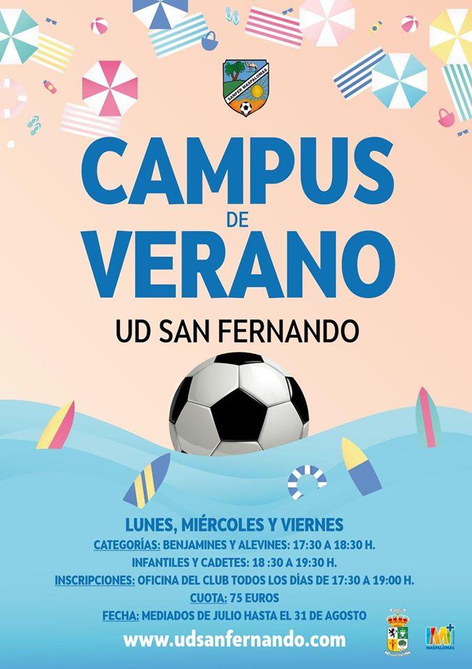 CAMPUS U.D. SAN FERNANDO