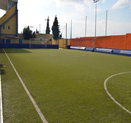 Campo Fútbol 5