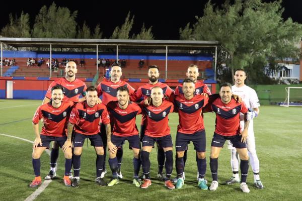 Claro triunfo del San Pedro por 5-1 frente al CD Ingenio