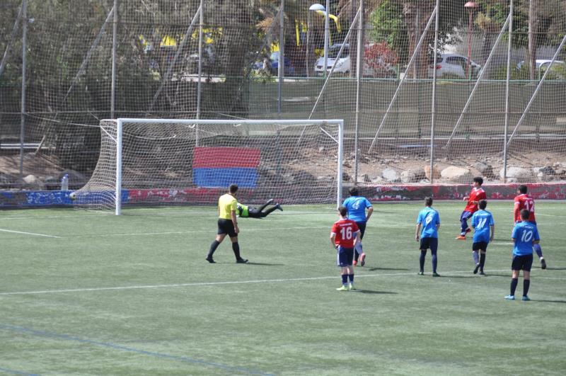 CADETE: CD SAN PEDRO MÁRTIR - MOGÁN CF