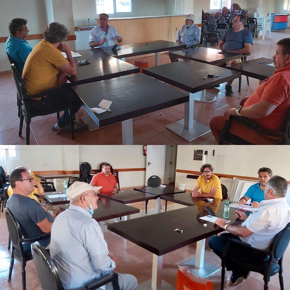 LA JUNTA DIRECTIVA VALORA LA ACTUAL SITUACIÓN DEPORTIVA DEL CLUB