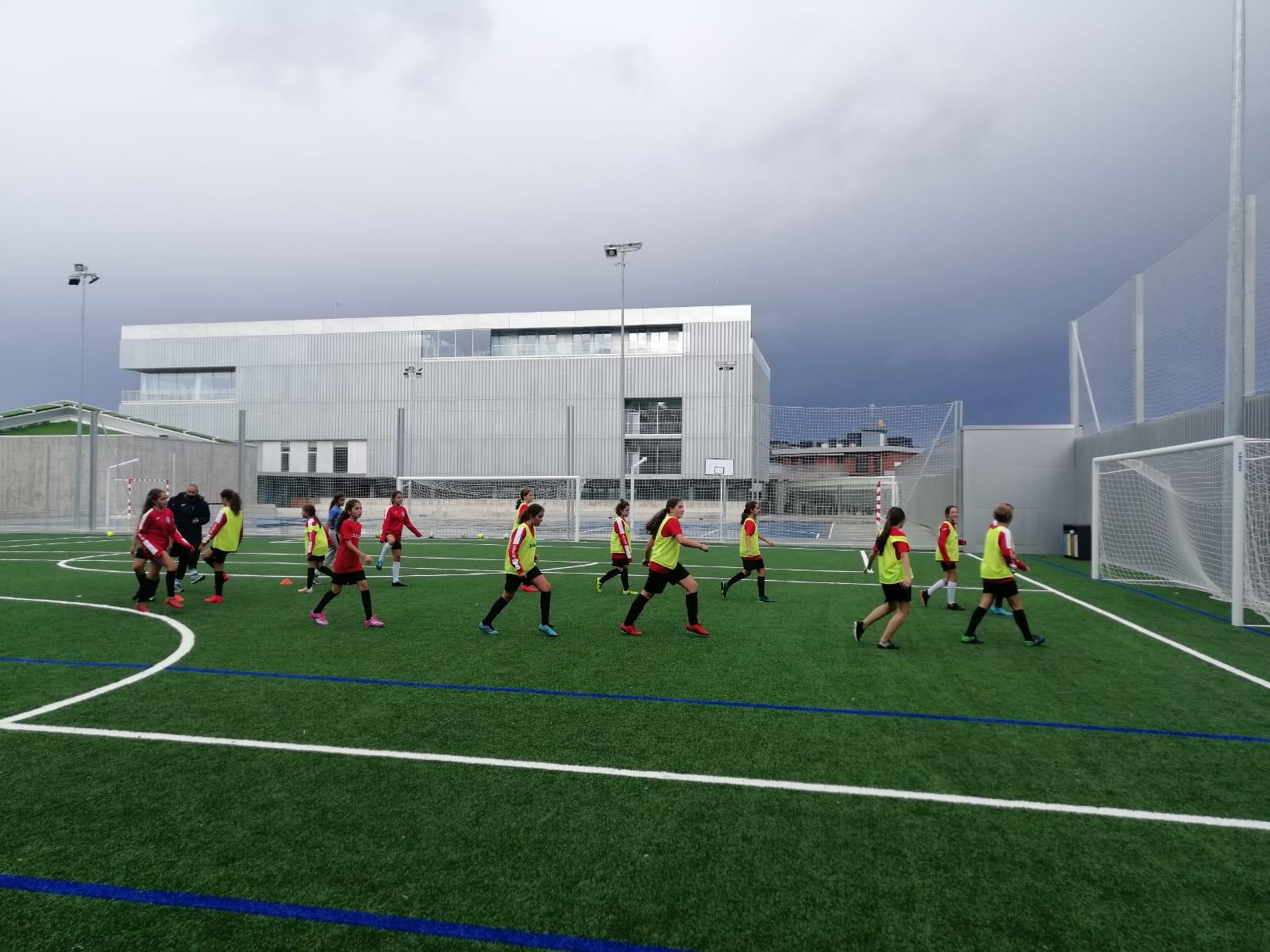 En marcha la sección de Fútbol Femenino del CD S.A.N.S.E.