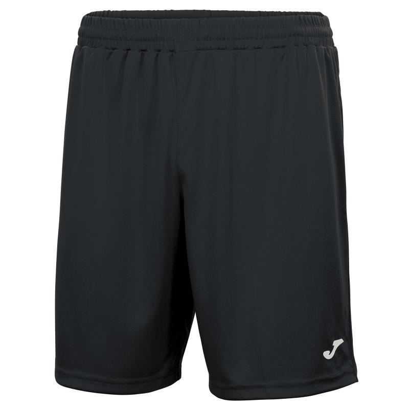 Pantalones cortos negros entrenamiento