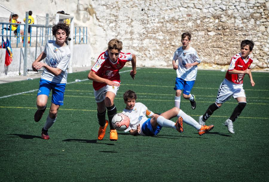 Sitges Mini Cup 02. Vicky Planas