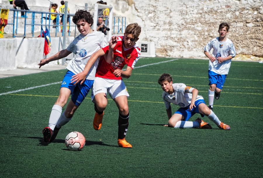 Sitges Mini Cup 03. Vicky Planas