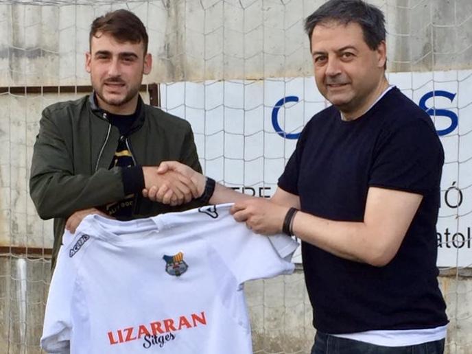 ALVARO CARDIEL, nou jugador del club!