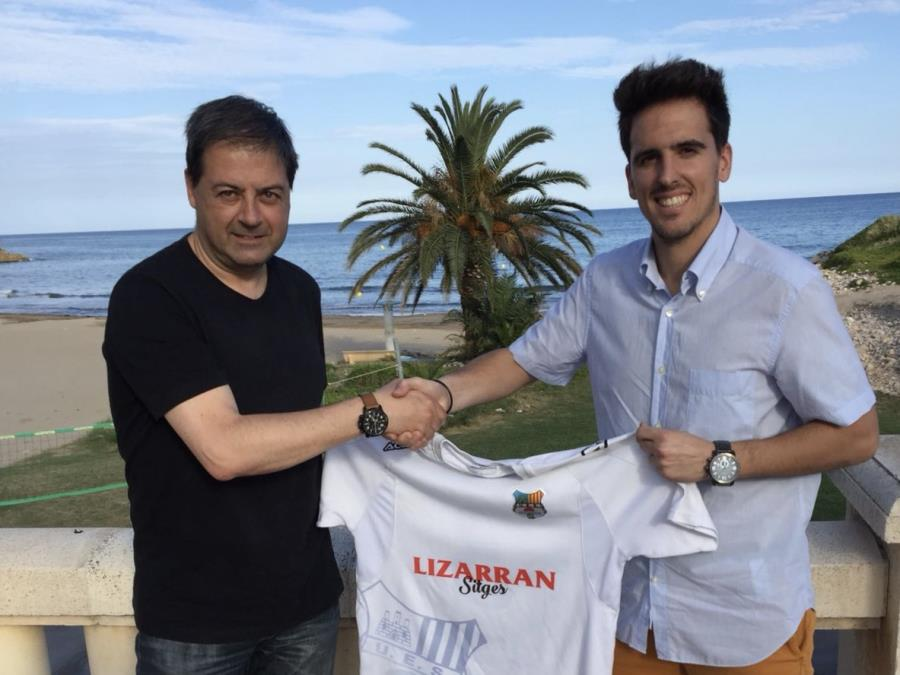 PAU BOTIFOLL, nou jugador del Sitges