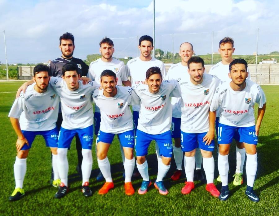 "F.C. Masquefa, 1 - U.E. Sitges ""A"", 1"