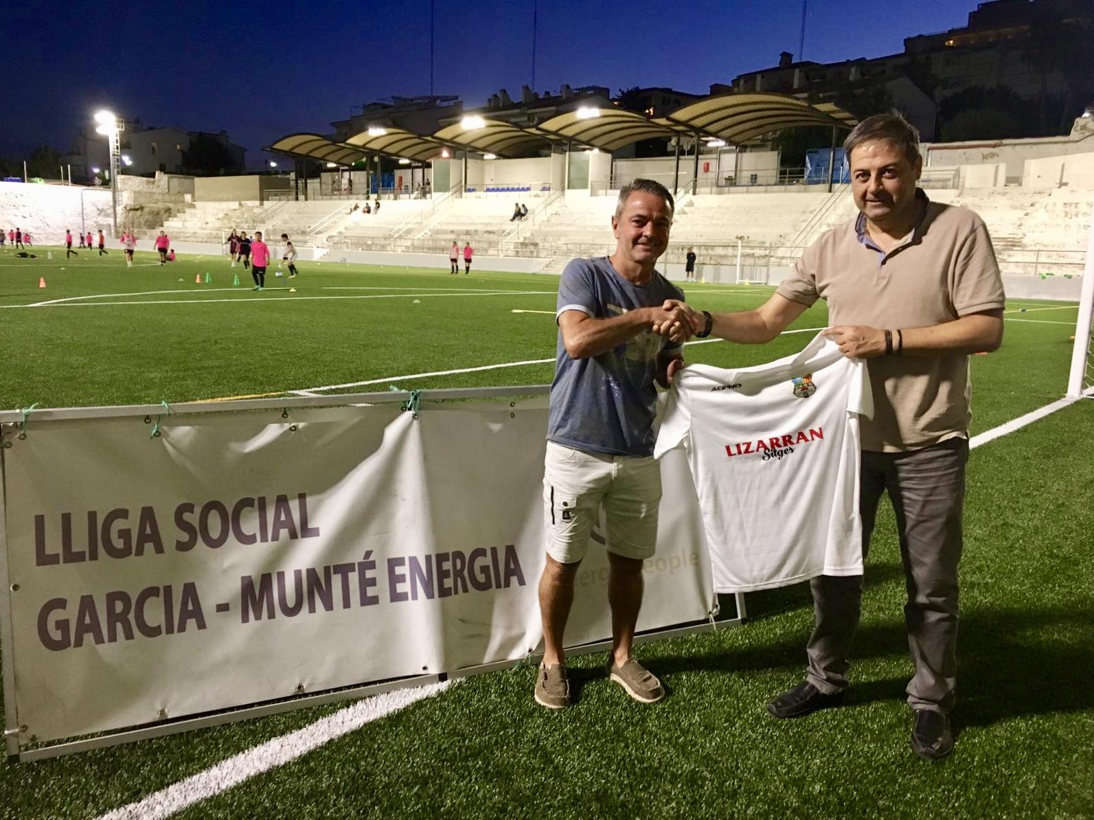 Ernest Serra, nou coordinador de la Lliga Social Garcia-Munté