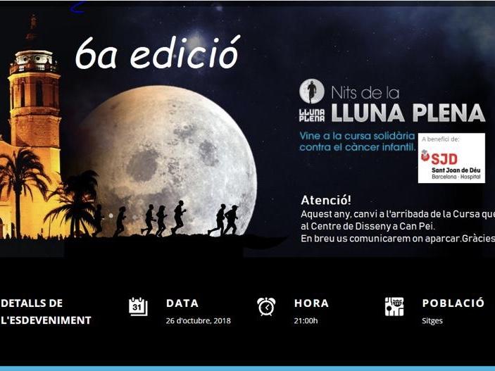 6ª Cursa Nits de la Lluna Plena