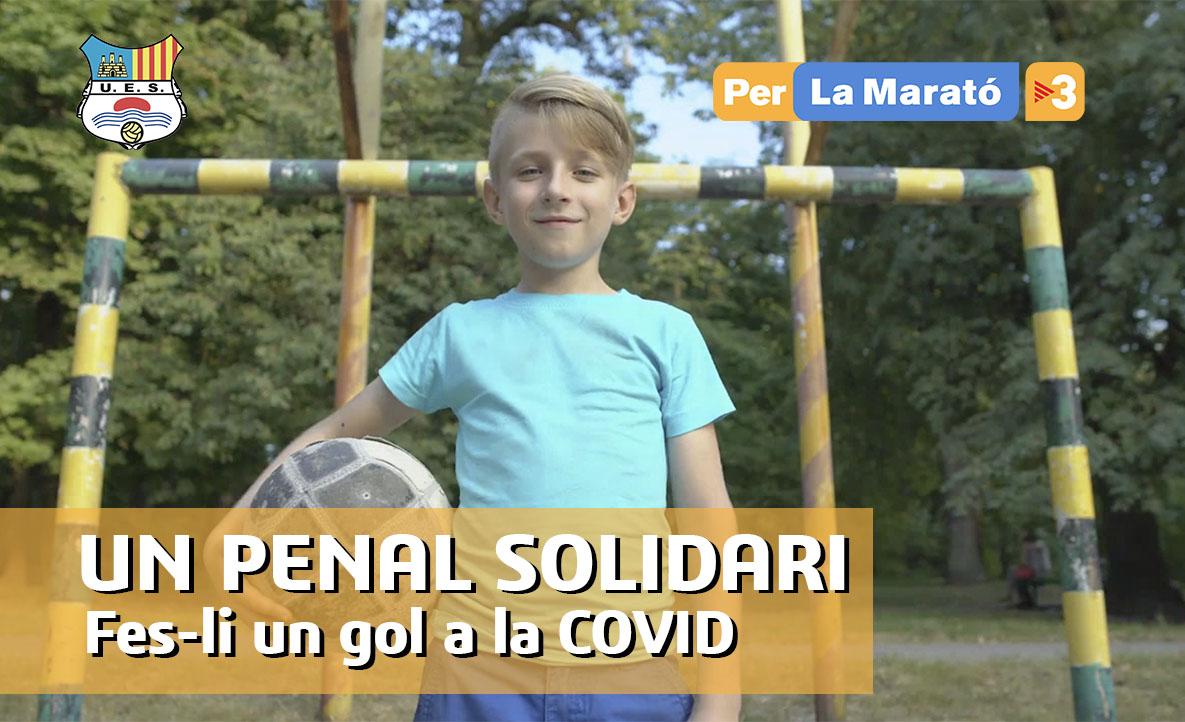 EL PENAL SOLIDARI. LA MARATÓ TV3