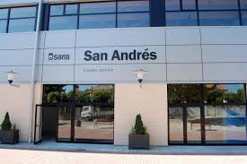 Polideportivo de San Andrés