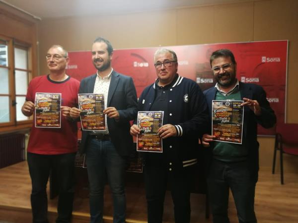 PRESENTACION DEL CAMPUS BALONCESTO Y AVENTURA CON NACHO AZOFRA 2018