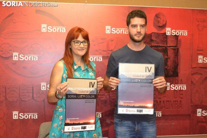 AFOMIC asume la organización del IV rally fotográfico de Soria
