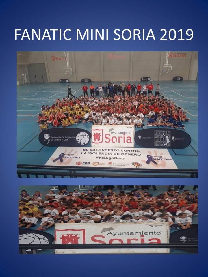 FANATIC MINI SORIA 2019: CSB TREBIA +