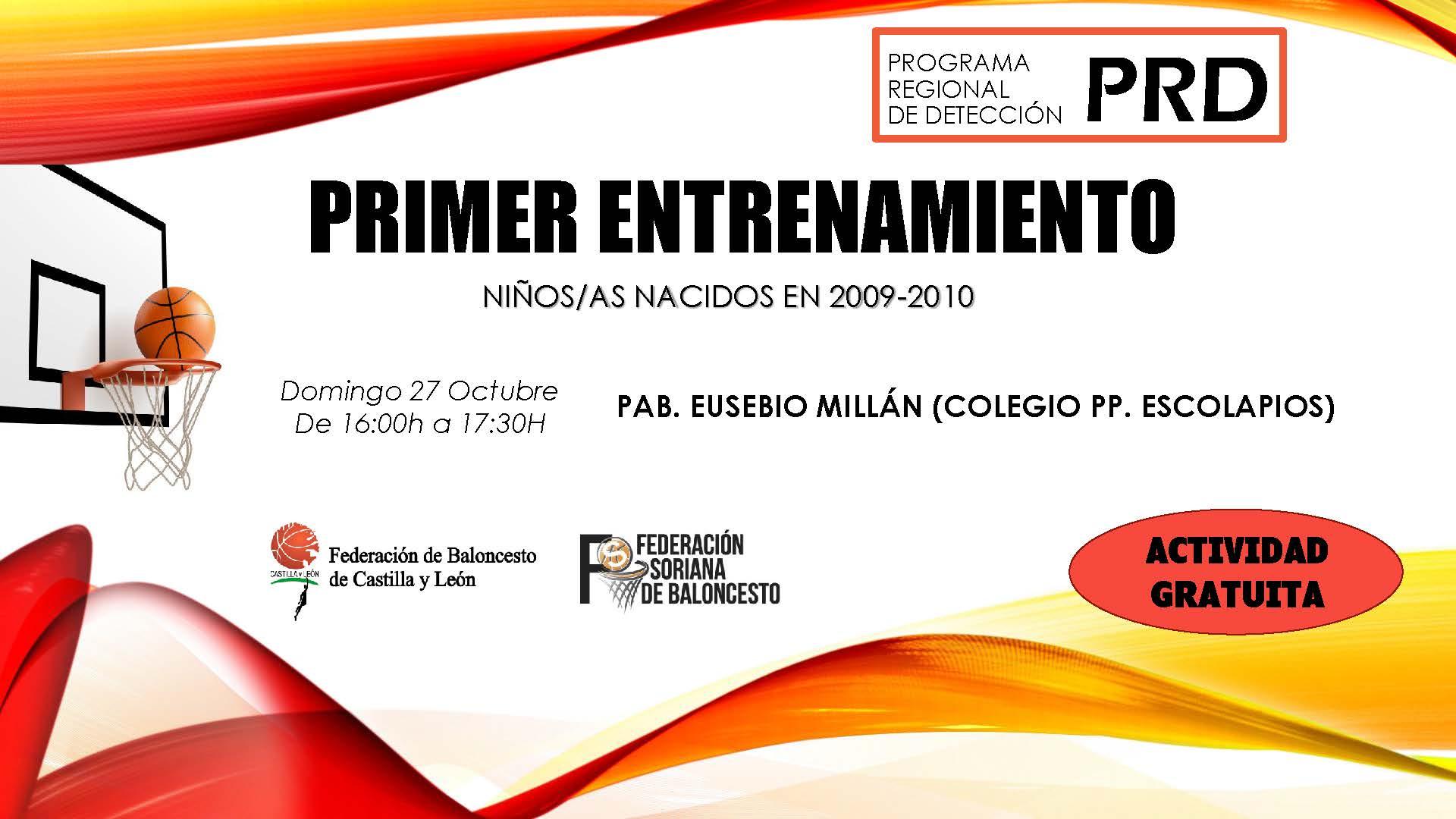 PRD - PROGRAMA REGIONAL DE DETECCIÓN 2019-2020