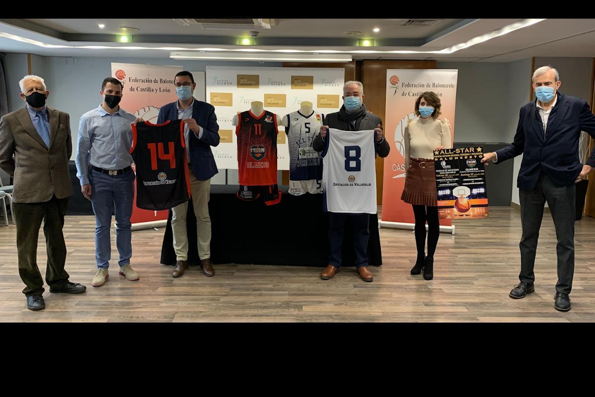 4 representantes del CSB Soria Ciudad del Deporte en el All-Star autonómico