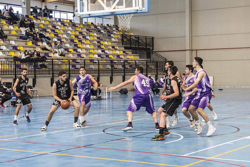 Derrota honrosa del CSB Soria Ciudad del Deporte en el último partido como local en la primera fase de la Copa