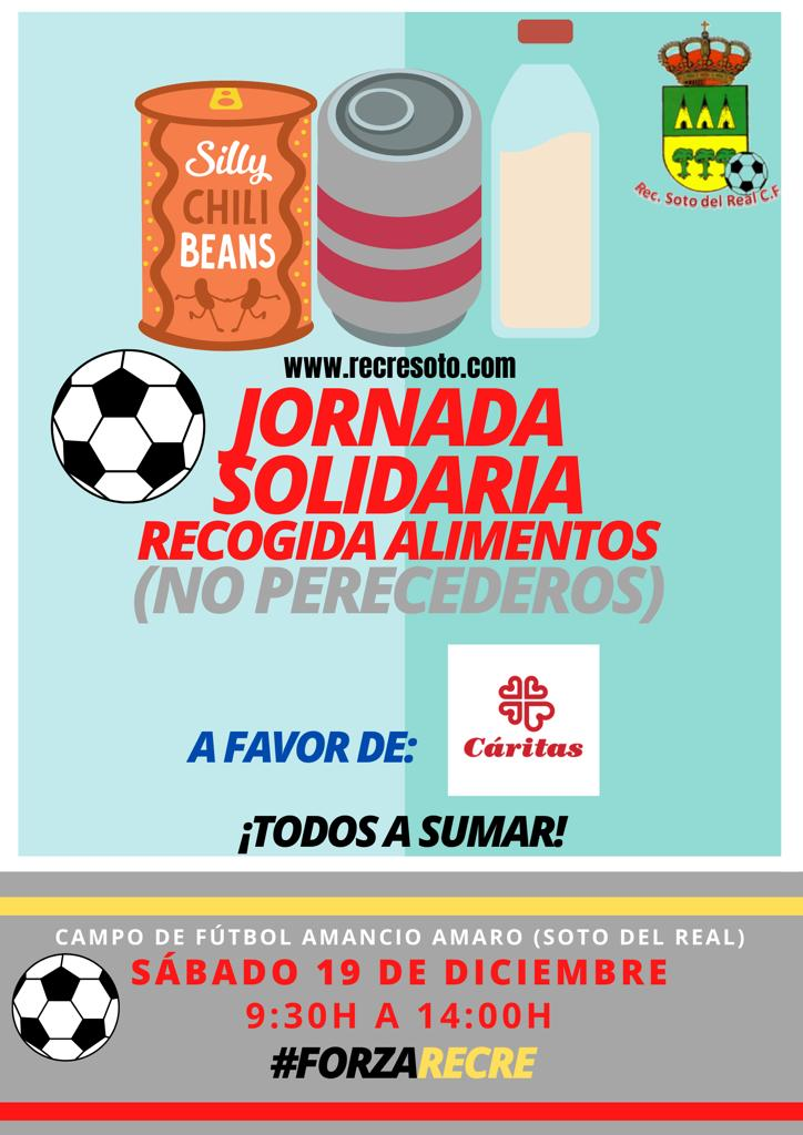 EL RECRE SOLIDARIO