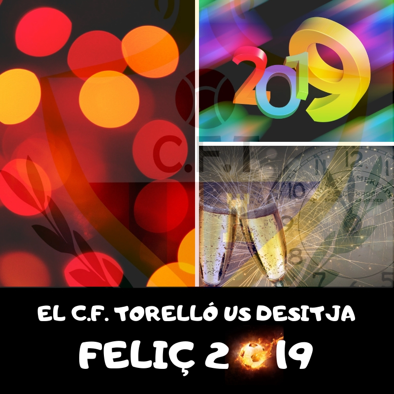 FELIÇ 2019, FELIÇ ANY NOU...