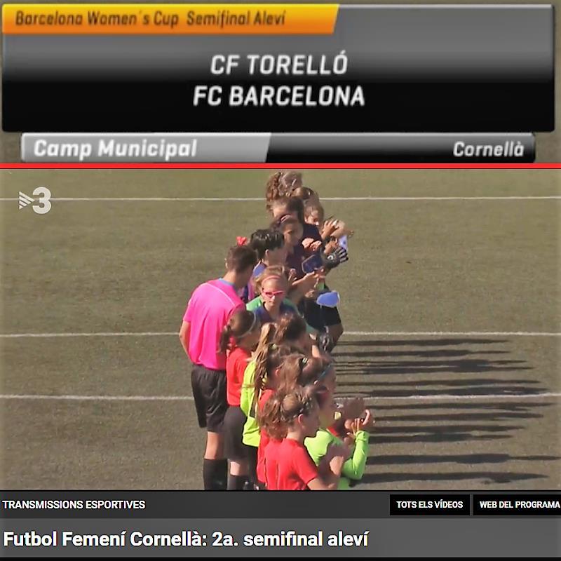 BARCELONA WOMEN'S CUP
