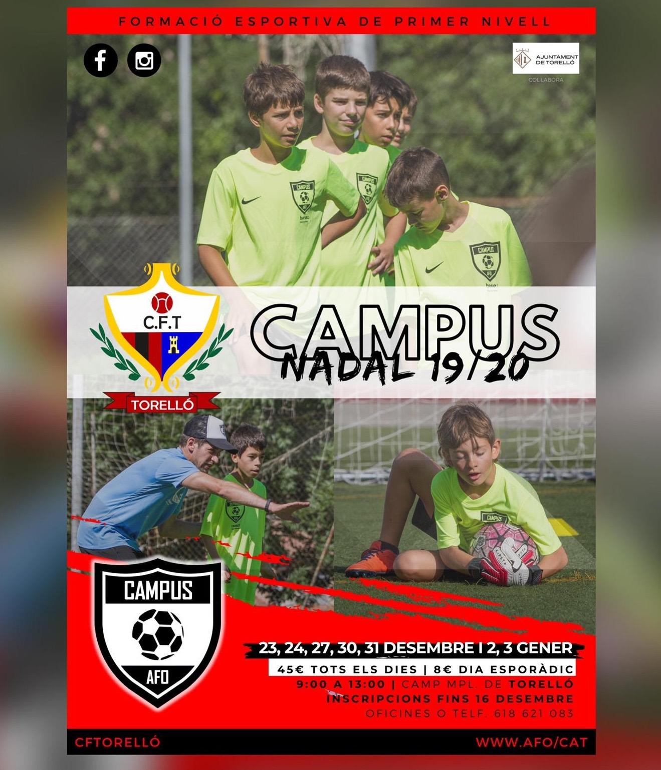 CAMPUS DE FUTBOL NADAL 2019_2020