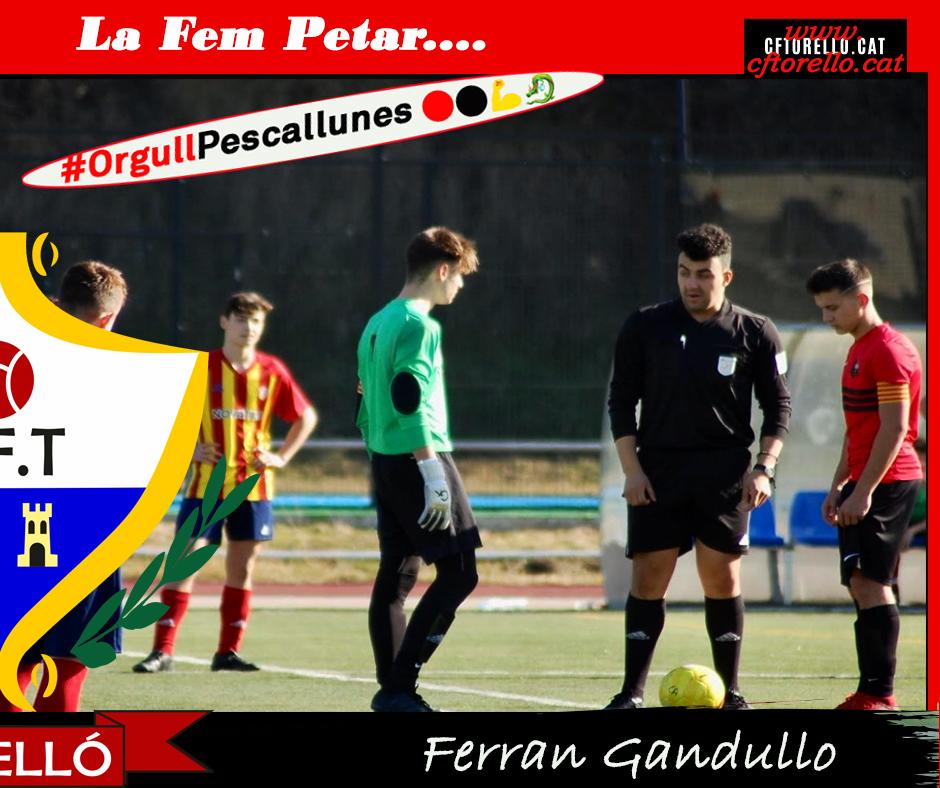 LA FEM PETAR... amb FERRAN GANDULLO