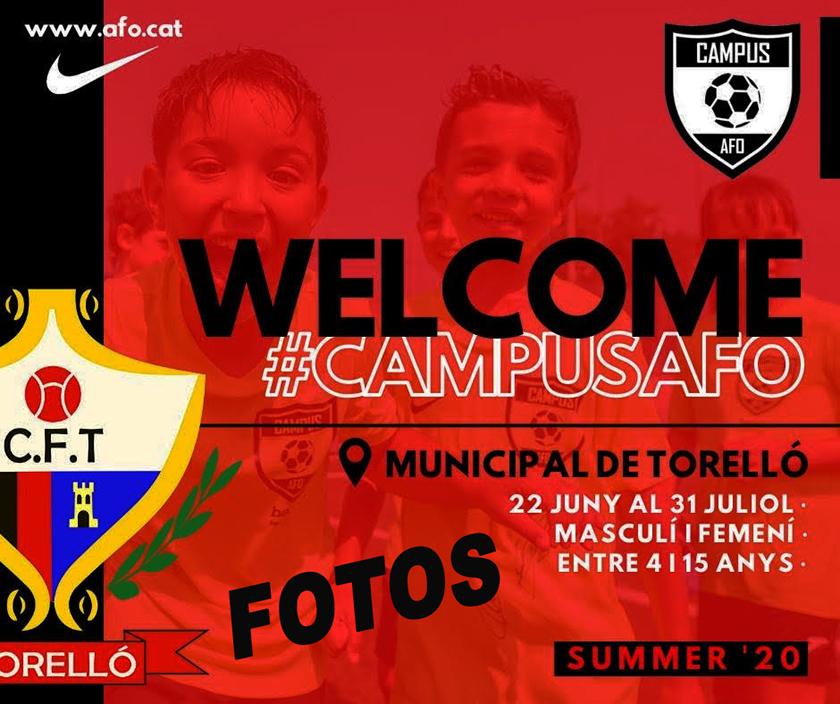 #CAMPUSAFO #CFTORELLÓ #ESTIU2020