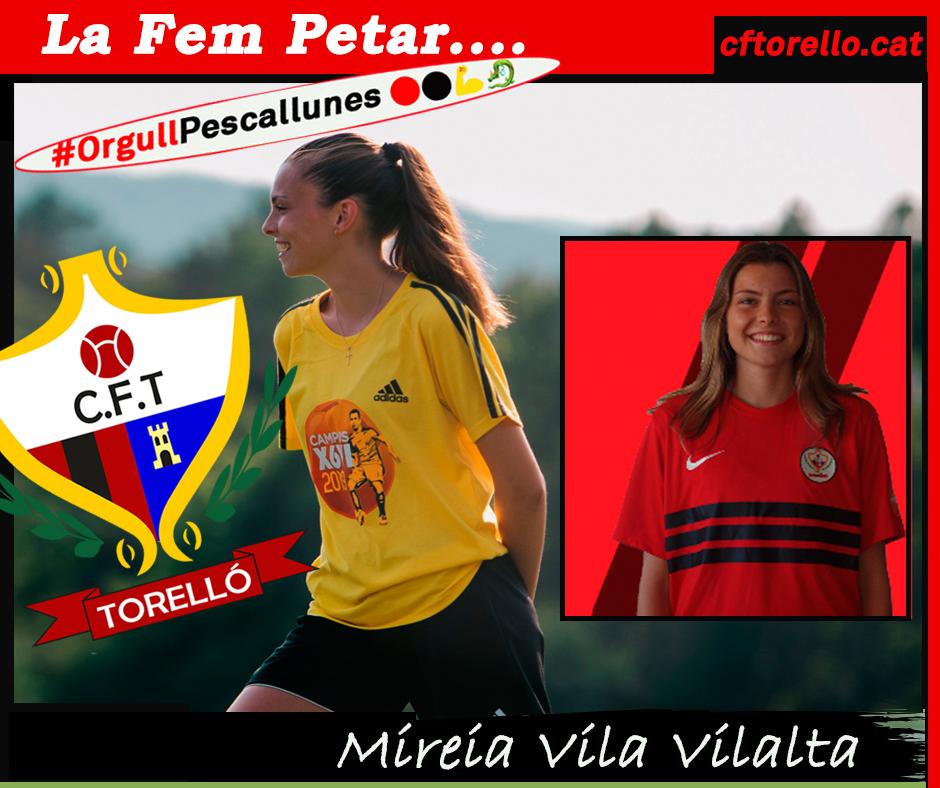 LA FEM PETAR...amb MIREIA VILA