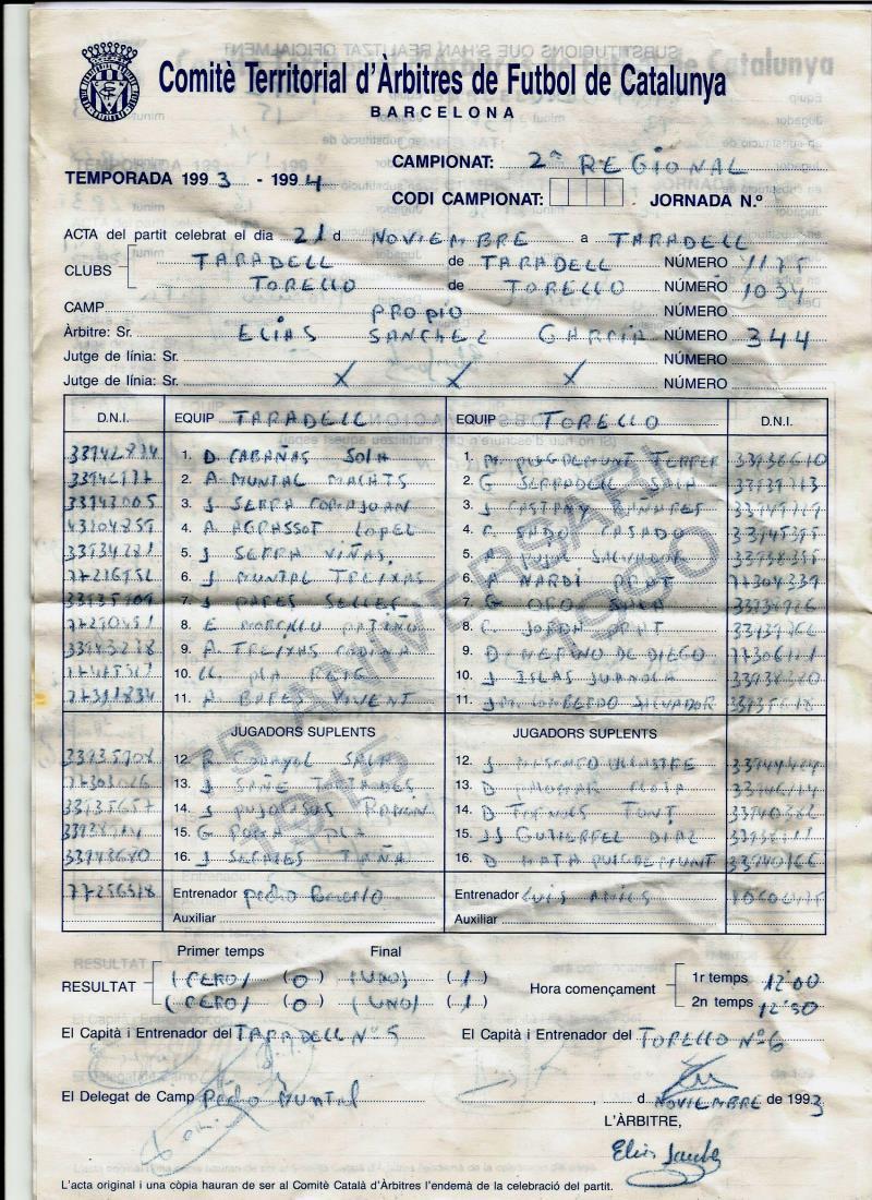 RACÓ DELS RECORDS (Fotos històriques)