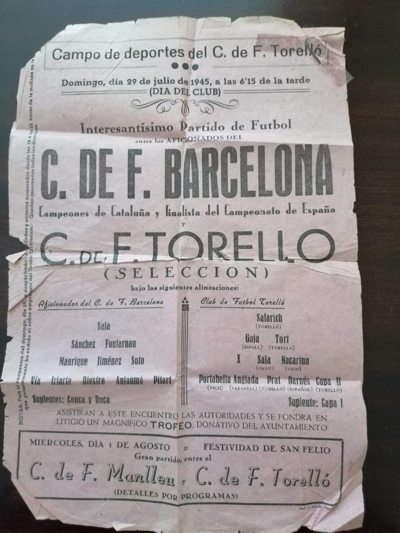 """EL """"RACÓ DELS RECORDS"""" a Fotos"""
