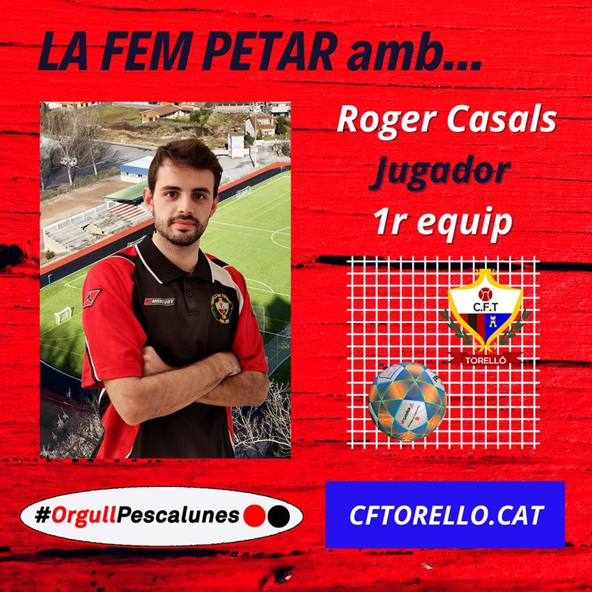 LA FEM PETAR...amb ROGER CASALS
