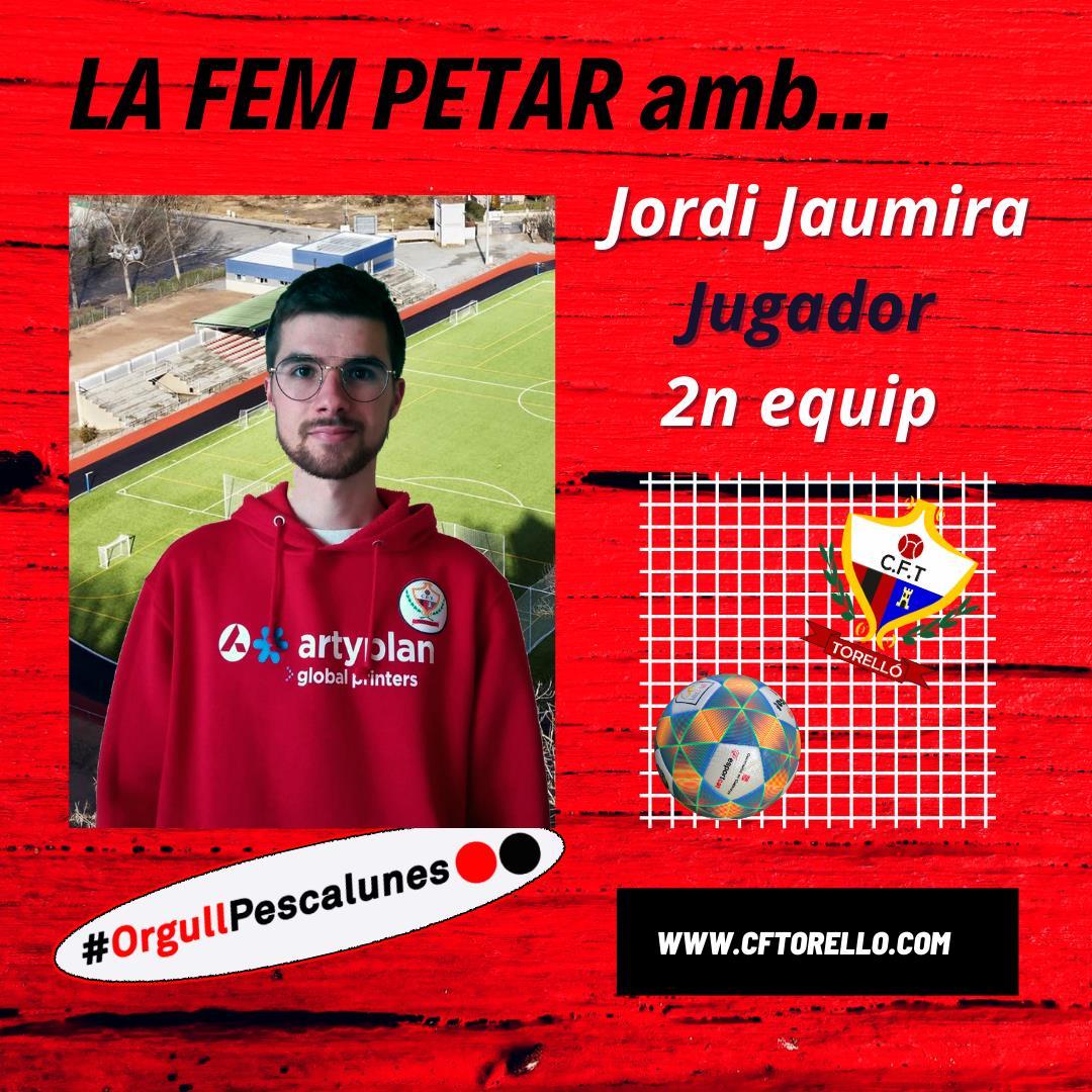 LA FEM PETAR AMB JORDI JAUMIRA