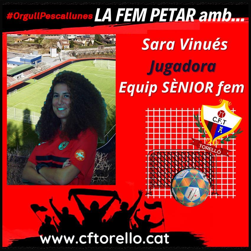 LA FEM PETAR amb SARA VINUÉS