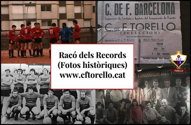 """EL """"RACÓ DELS RECORDS"""" a (El Córner_Fotos)"""