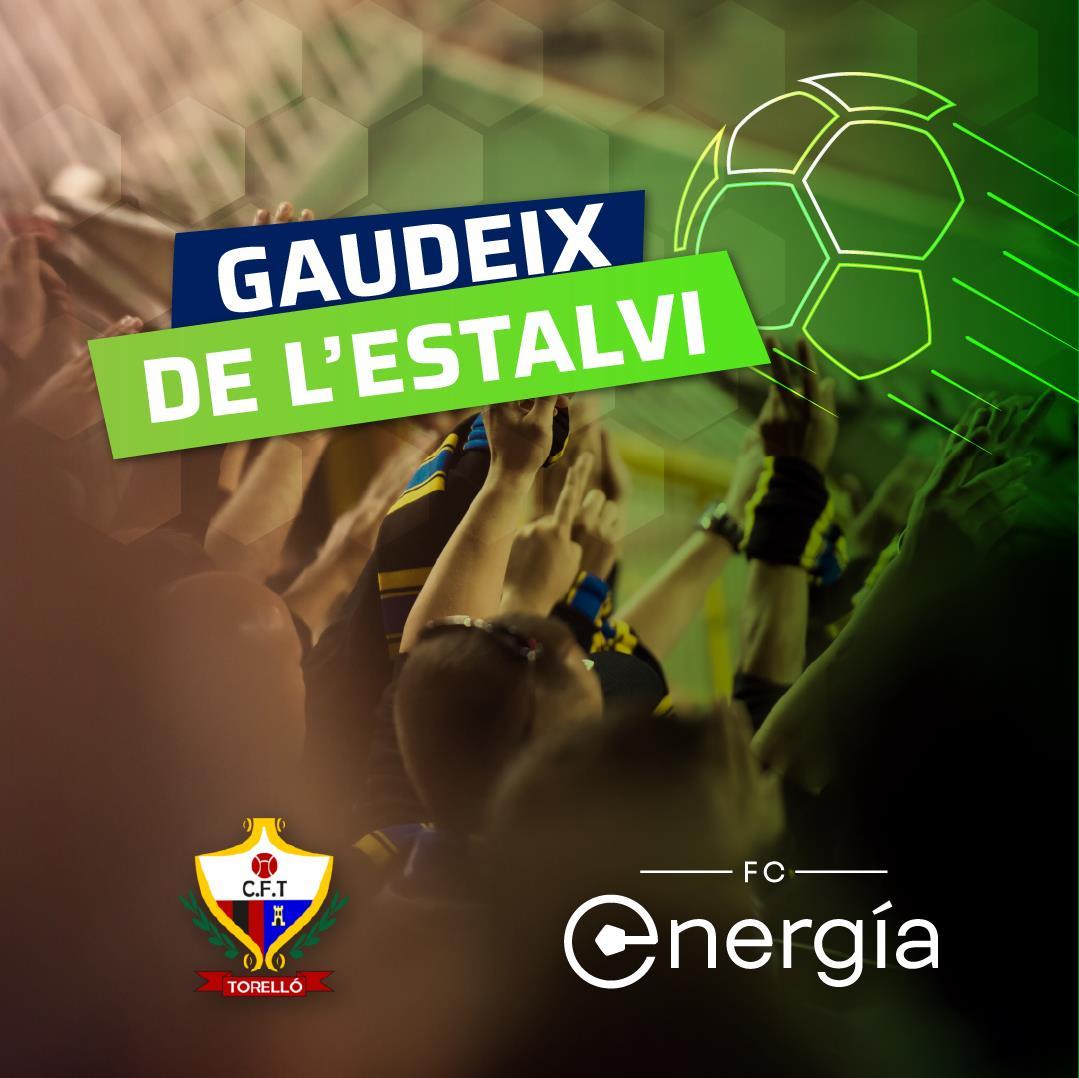 ACORD C.F. TORELLÓ & FC. ENERGIA (GAUDEIX DE L'ESTALVI D'ENERGIA)
