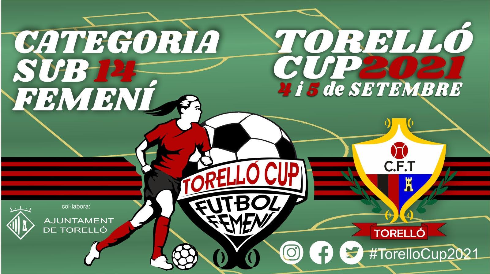 #TorelloCup2021_EL CÓRNER_FOTOS_ HI HAN ELS EQUIPS PARTICIPANTS DE  L